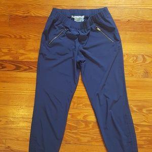 Athleta Navy Blue Pants Size 4